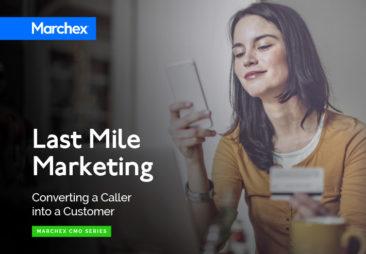 marchex last mile marketing