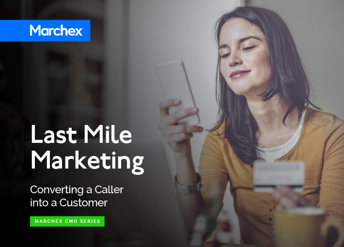 marchex last mile marketing