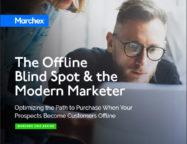 offline blind spot and digital marketer