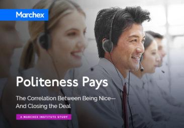 politeness pays