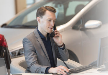 Auto call fail rate case study thumbnail