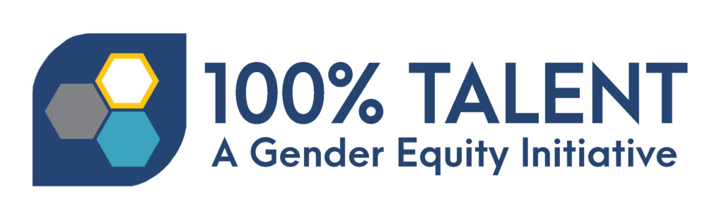 100% talent gender equity initiative