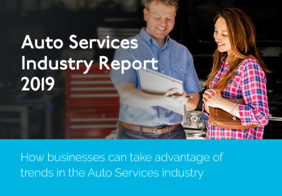 auto services report cover
