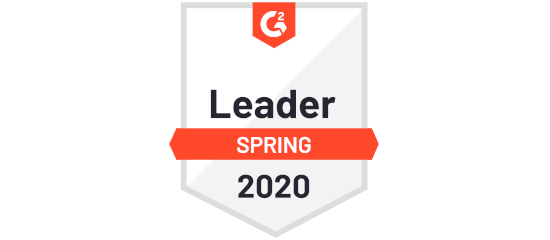 G2 Crowd Marchex Leader Spring 2020