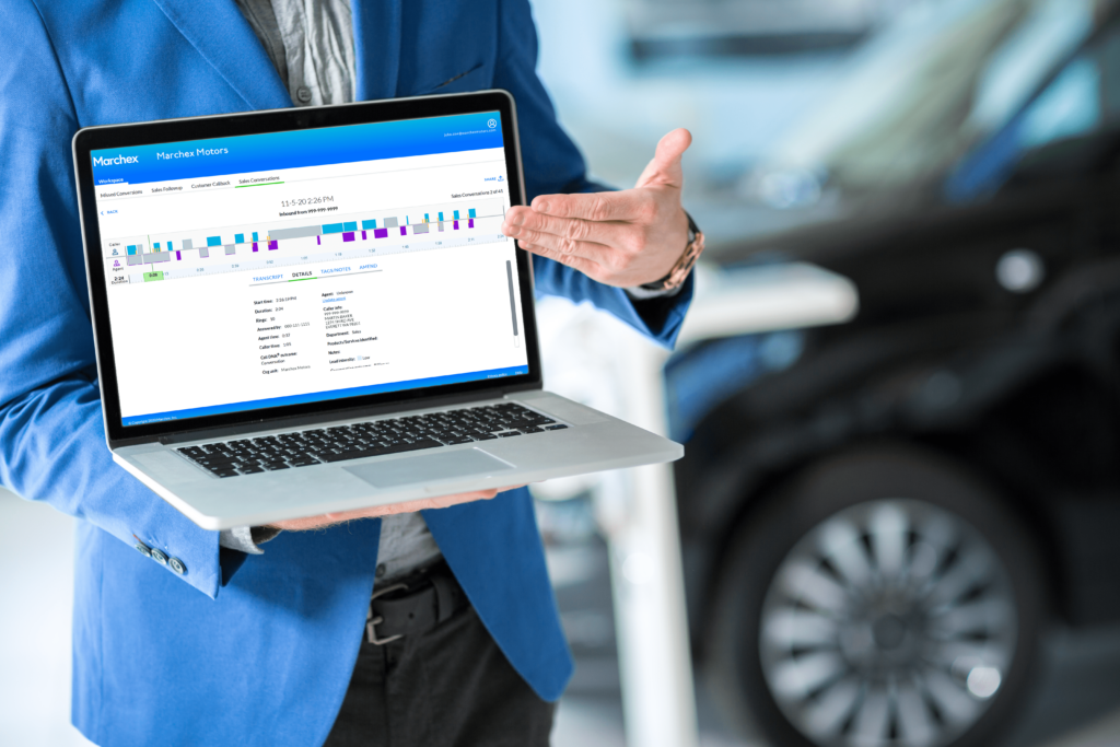 Sales Edge Engage for Automotive Dealers