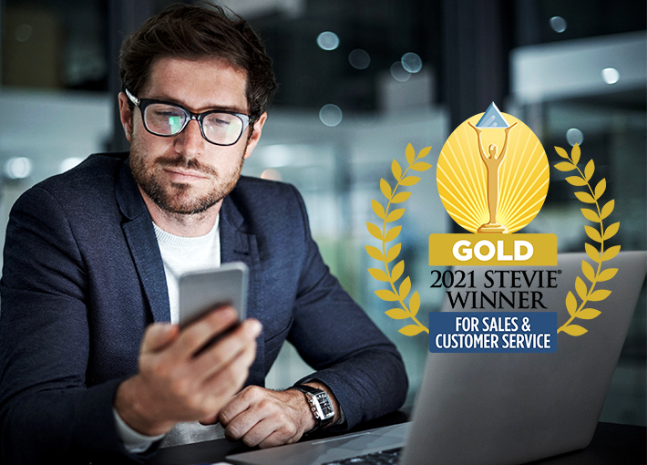 Marchex Marketing Edge wins Gold Stevie Award
