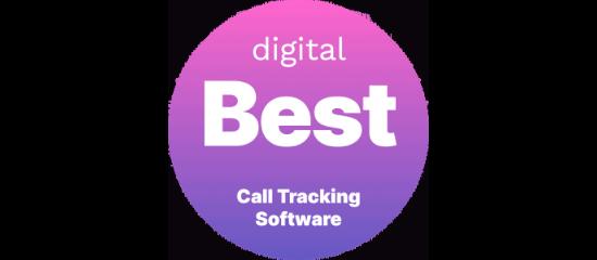 Digital Dot Com Best Call Tracking Software - Spring 2021