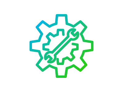 gear-wrench icon